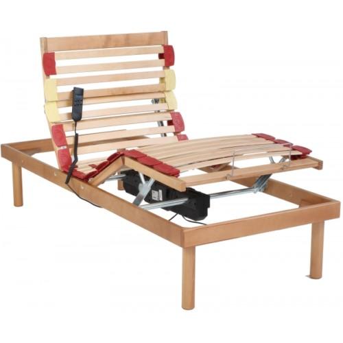 comfort-rete-a-doghe-singola-in-legno-con-regolatori-di-rigidita-motorizzata-elettrica-ortopedicadoppio-motore